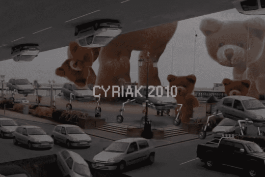 Cyriak : un ovni d'animation