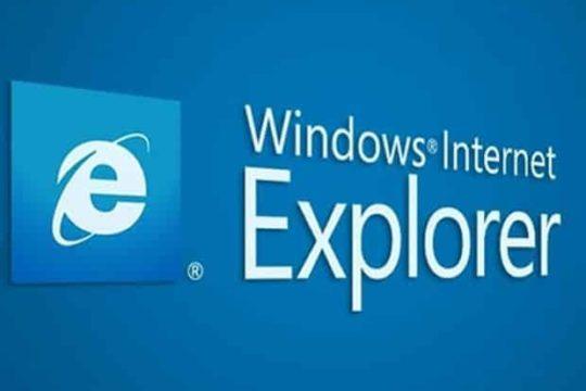 Fin du support de Internet Explorer 8,9 et 10