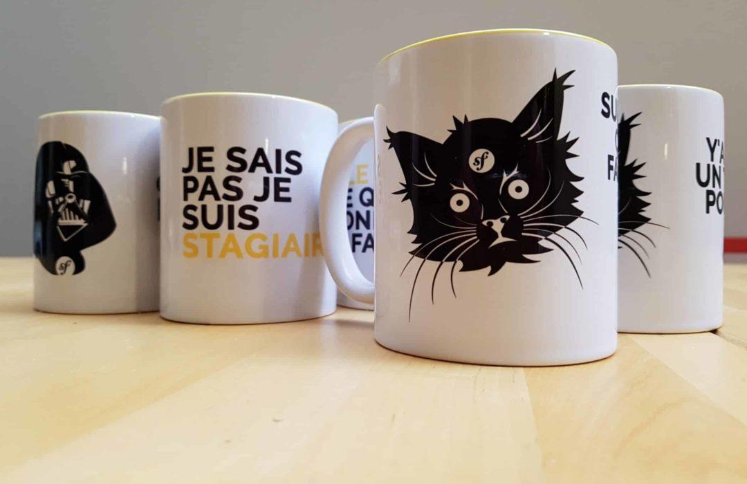 Les nouveaux mugs sont arrivés !