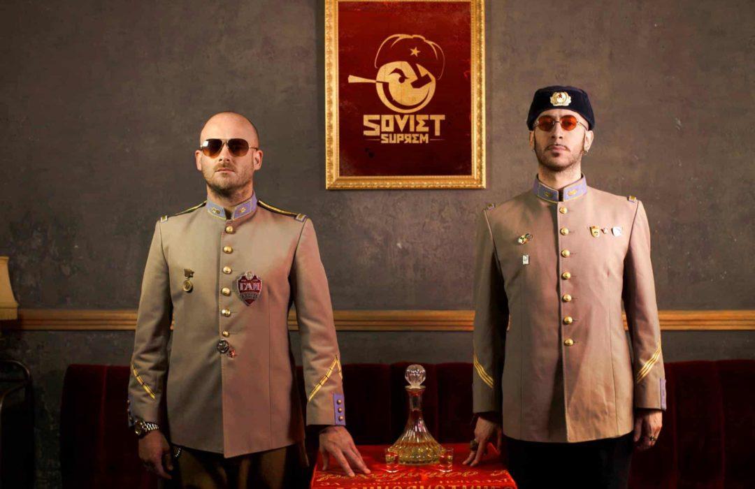 Soviet Suprem. La Révolution du Dancefloor.