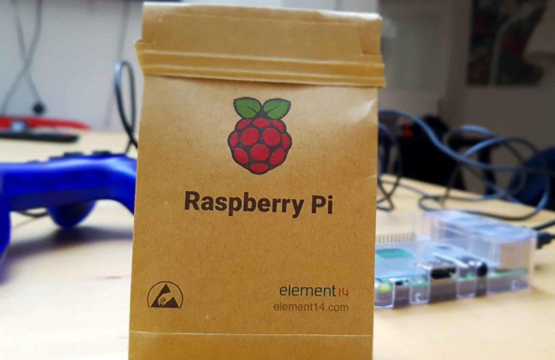 La console retro-gaming sur Raspberry Pi
