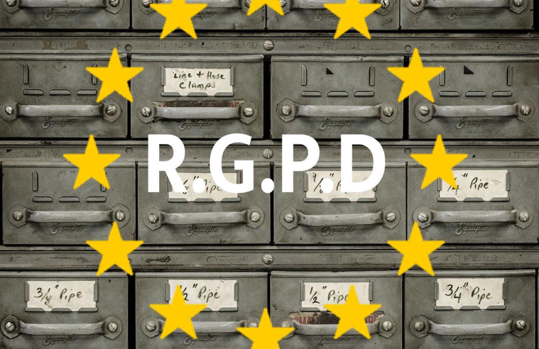 Le RGPD et votre site internet