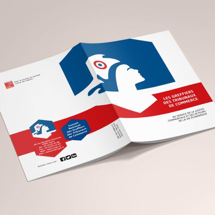 Brochure institutionnelle